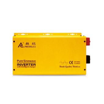 Vehicle mounted inverter