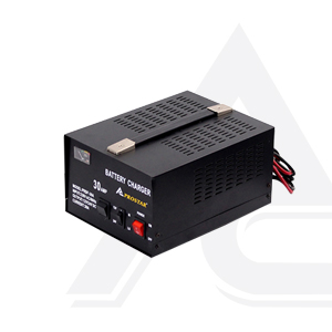 PRDF low frequency battery charger
