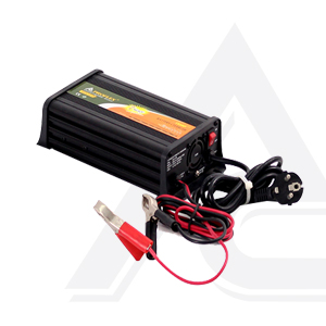 VCA high frequency 7 section battery charger
