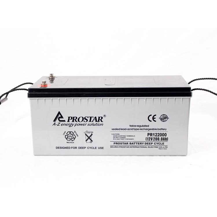 PR12-200D深循环电池